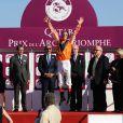 L'édition 2011 du Qatar Prix de l'Arc de Triomphe a vu le sacre inattendu de la pouliche allemande Danedream, auteure du nouveau record de l'épreuve. Un scénario explosif auquel célébrités et turfistes ont assisté à Longchamp.