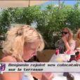 Les anges profitent d'un barbecue dans les Anges de la télé-réalité 3, mardi 4 octobre sur NRJ 12