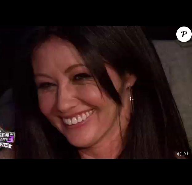 Shannen Doherty dans les Anges de la télé-réalité 3, mardi 4 octobre sur NRJ 12