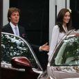 Sir Paul McCartney et Nancy Shevell, amoureux depuis 2007, se sont  mariés dimanche 9 octobre à la mairie de Marylebone, dans le centre de  Londres. C'est le troisième mariage de l'ex-Beatle, 69 ans, le second  pour sa fiancée de 51 ans.