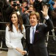 Just married !  Sir Paul McCartney et Nancy Shevell, amoureux depuis 2007, se sont   mariés dimanche 9 octobre à la mairie de Marylebone, dans le centre de   Londres. C'est le troisième mariage de l'ex-Beatle, 69 ans, le second   pour sa fiancée de 51 ans.