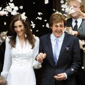 Paul McCartney et Nancy Shevell se sont mariés en beauté !