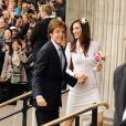 Sir Paul McCartney et Nancy Shevell, en présence de la petite Beatrice comme demoiselle d'honneur, se sont   mariés dimanche 9 octobre 2011 à la mairie de Marylebone, dans le centre de   Londres. C'est le troisième mariage de l'ex-Beatle, 69 ans, le second   pour sa fiancée de 51 ans.