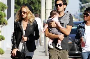 Rachel Zoe : En balade avec son fils Skyler, elle ne décroche pas un sourire