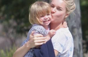Rebecca Romijn : Tendre mère de famille à la ville, sexy et dangereuse à l'écran