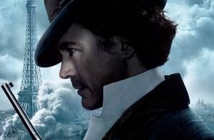 Sherlock Holmes menace Paris et sa Tour Eiffel