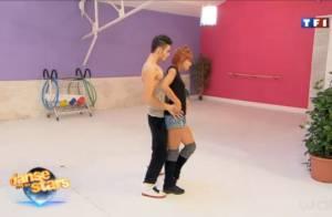 Danse avec les stars 2 : Entre Baptiste Giabiconi et Fauve, c'est très chaud