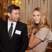 Elle Macpherson et Hugh Jackman : Sur leur 31 pour leur soirée royale
