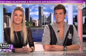 Anges - Le Mag : Geoffrey (SS5) : ''Pour 11 millions d'euros, on se marie là''