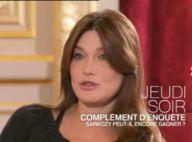 Carla Bruni maman : Nicolas Sarkozy, papa comblé et très présent