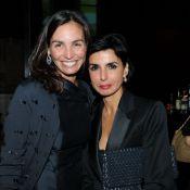 Rachida Dati et Inés Sastre : Superbes en noir pour le Bal Jaune