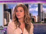 Anges de la télé - Le Mag, Clara Morgane : ''Je me bourre pas la gueule !''