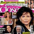 Le magazine Closer en kiosques samedi 29 octobre 2011.