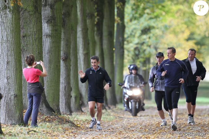 Rencontre jogging