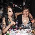 Amy Winehouse et sa mère