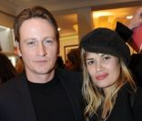 Benoît Magimel with fun, mysterious, Wife Nikita Lespinasse
