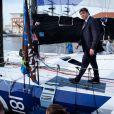 le 29 octobre 2011 au Port du Havre