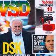 Le magazine VSD du 3 novembre 2011