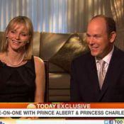 La princesse Charlene séduit, Albert se défend : interview intime aux Etats-Unis