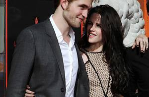 Robert Pattinson et Kristen Stewart : superbement complices et honorés