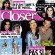 Closer, en kiosques le samedi 5 novembre 2011.