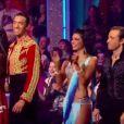 Les participants dans Danse avec les stars 2, samedi 5 novembre 2011, sur TF1
