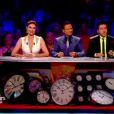 Le jury dans Danse avec les stars 2, samedi 5 novembre 2011, sur TF1