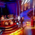 Shy'm et Maxime dans Danse avec les stars 2, samedi 5 novembre 2011, sur TF1