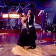 Francis Lalanne et Silvia dans Danse avec les stars 2, samedi 5 novembre 2011, sur TF1