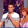 Baptiste Giabiconi et Fauve dans Danse avec les stars 2, samedi 5 novembre 2011, sur TF1