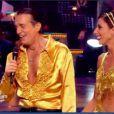 Francis Lalanne et Silvia dans Danse avec les stars 2, samedi 5 novembre 2011 sur TF1