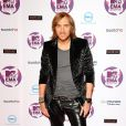 David Guetta arrive aux MTV Europe Music Awards 2011 à Belfast, le 6 novembre 2011