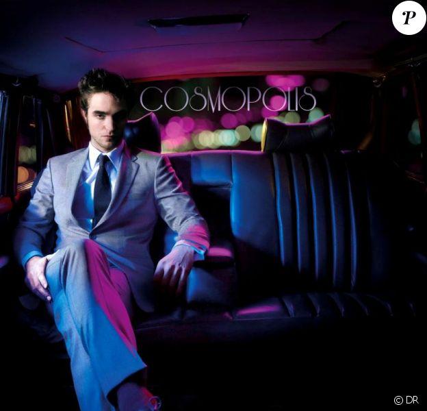 Cosmopolis, avec Robert Pattinson.