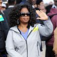 Oprah Winfrey, en mai 2010 à New York City.