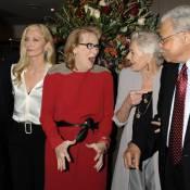 Meryl Streep complètement délurée en l'honneur de la grande Vanessa Redgrave