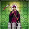 La bande-annonce des Borgia.