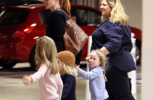 Marcia Cross et ses jumelles : Quand Savannah se cache, Eden fait des siennes !