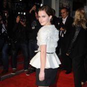 Emma Watson, seule mais étincelante pour Marilyn Monroe