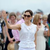 La princesse Mary : Virginale au bras de Frederik, elle séduit l'Australie