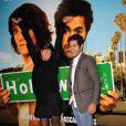 Jamel Debbouze et Florence Foresti lors de l'avant-première du film Hollywoo à Paris le 21 novembre 2011