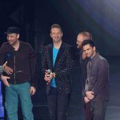 Coldplay : Chris Martin change de look pour une opération séduction
