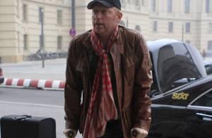 Boris Becker : Sa femme Lilly, son fils Amadeus, ses béquilles, son quotidien...