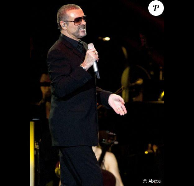 George Michael en novembre 2011 à Milan