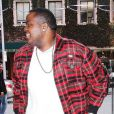 Sean Kingston dans les rues de Los Angeles le 14 novembre 2011