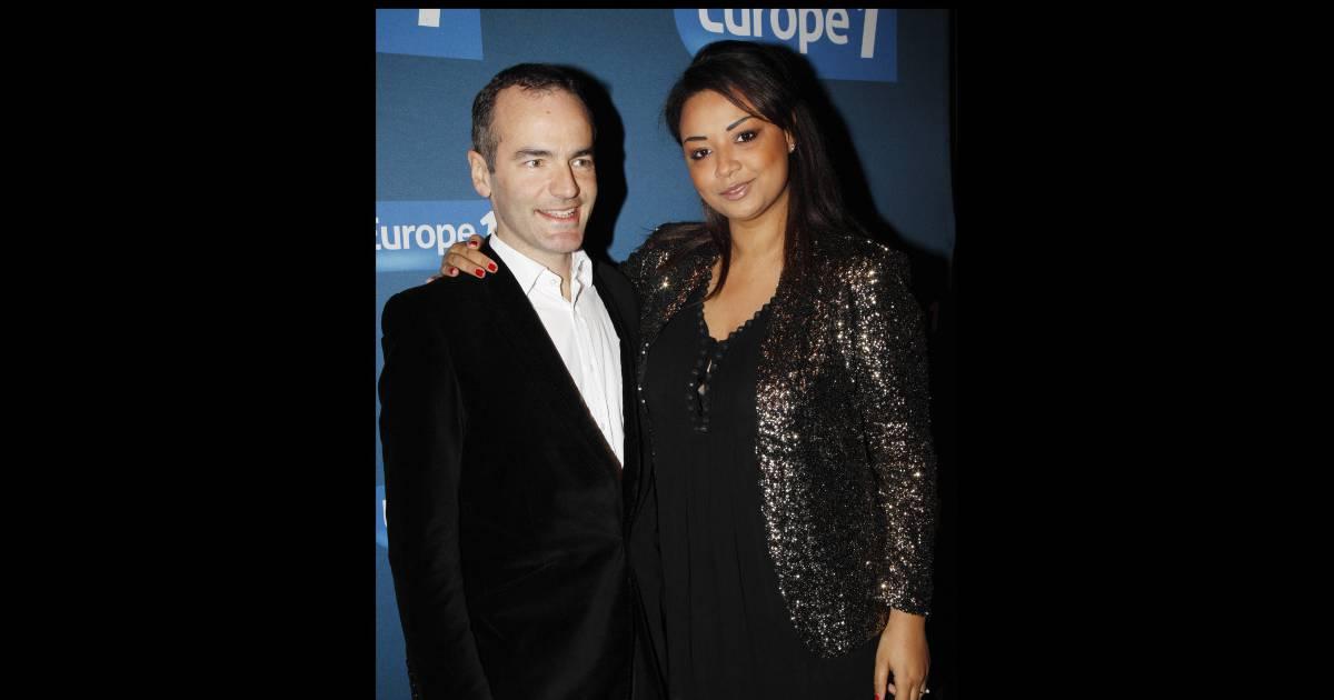 Franck ferrand et julia martin lors de la soir e europe 1 - Wendy bouchard et son mari ...