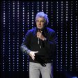 """Michel Boujenah lors de la soirée """"Europe 1 fait Bobino"""" à Paris, le 28 novembre 2011"""