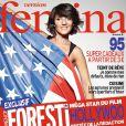 Florence Foresti est en couverture de Version Fémina, du 30 novembre 2011.