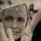 Dans le vanity de Romy Schneider