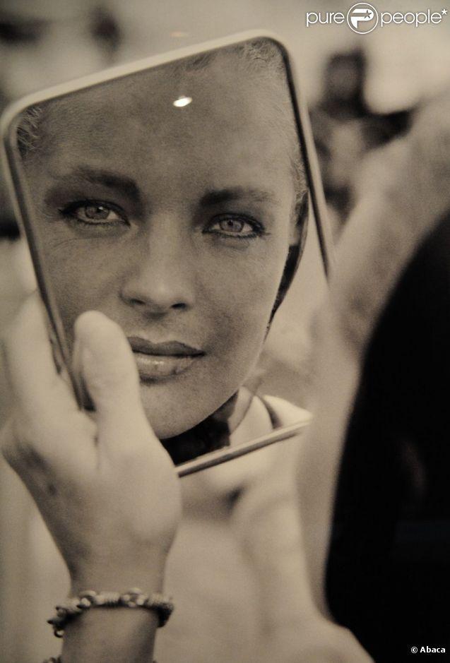 Romy Schneider, icône de féminité et de beauté qui savait comment mettre en valeur ses yeux félins.
