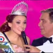 Gad Elmaleh, parrain du Téléthon: Miss France 2012 a relevé son défi avec succès